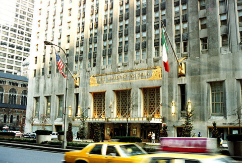 How Chinese Investors Found a Safe Haven at the Waldorf-Astoria