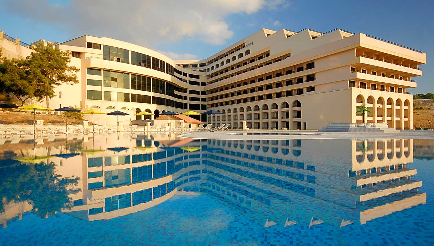 Star Hotels In Bugibba Malta