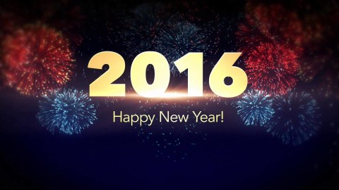 Best Wishes for a Healthy & Prosperous 2016!