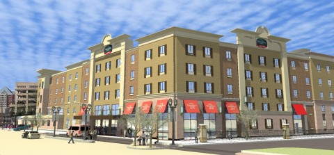New Development indicates owner confidence in cycle