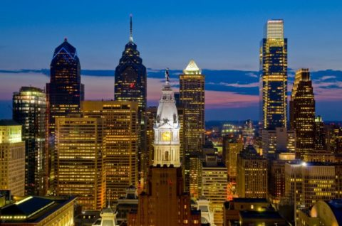 Philadelphia Hotels Set New Records